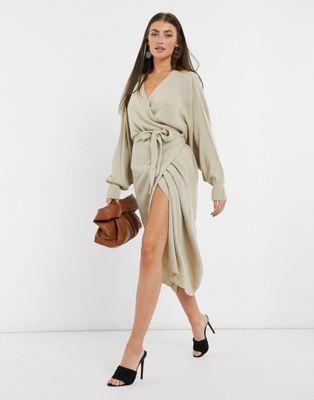 31+ Asos wrap dress with tie waist ideas