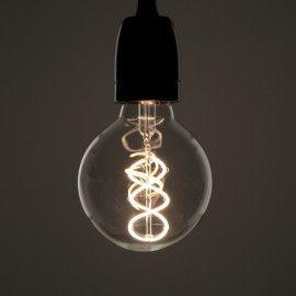 Ampoule led globe twist claire | Luminaire, Led, Ampoule