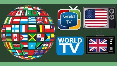 🚨 FREE IPTV List Premium World+Sport HD/SD Channels M3U & M3U8