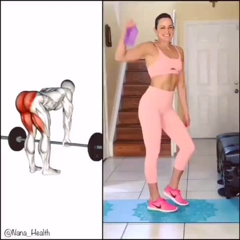 Use band instead of gym equipment at home