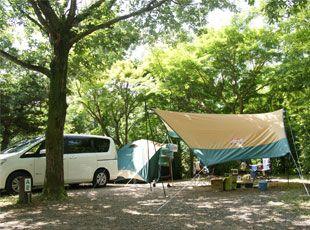 千葉県の高規格型オートキャンプ場 有野実苑オートキャンプ場 のa B Cサイト オートキャンプ場 キャンプ場 有野