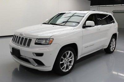 Ebay Jeep Grand Cherokee Summit 2015 Summit Used 5 7l V8 16v