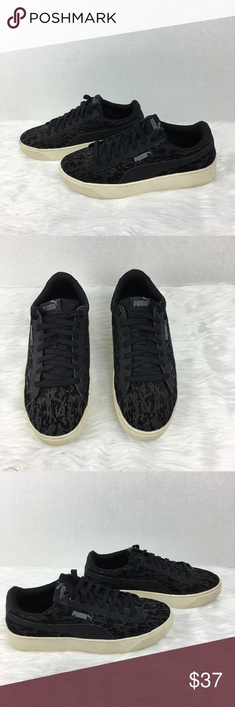 Velvet Rope Shoes | Puma vikky platform