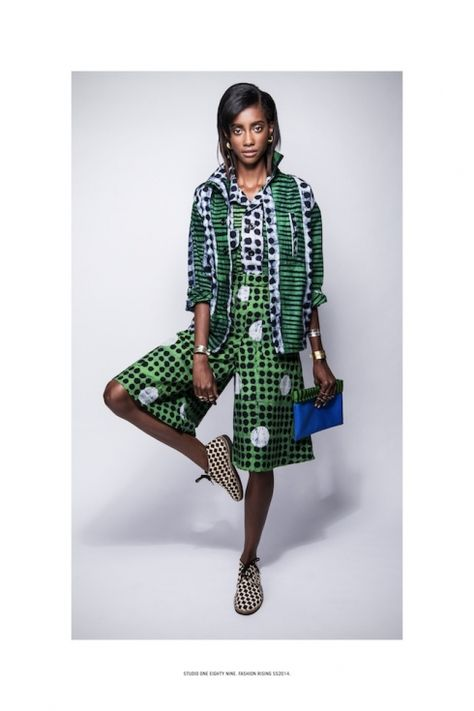 African Prints in Fashion: Ethical Fashion Initiative: