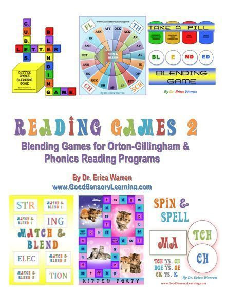 Fun Phonics Reading Games
