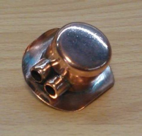 Crucial Puzzle Piece Lapel Pin | Puzzle
