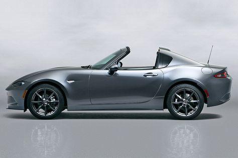 Mazda MX-5 RF : le style targa en plus