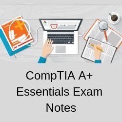 Comptia Cloud Certification Study Guide Comptia A Essentials Certification Exam Cram Notes Exam Cram