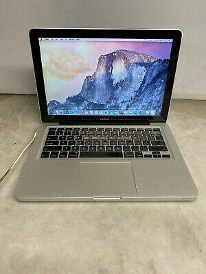 Apple Macbook 51 A1278 Late 2008 Core 2 Duo 2 4 Ghz 2gb In 2020 Macbook Pro A1286 Apple Macbook Pro Retina Apple Macbook