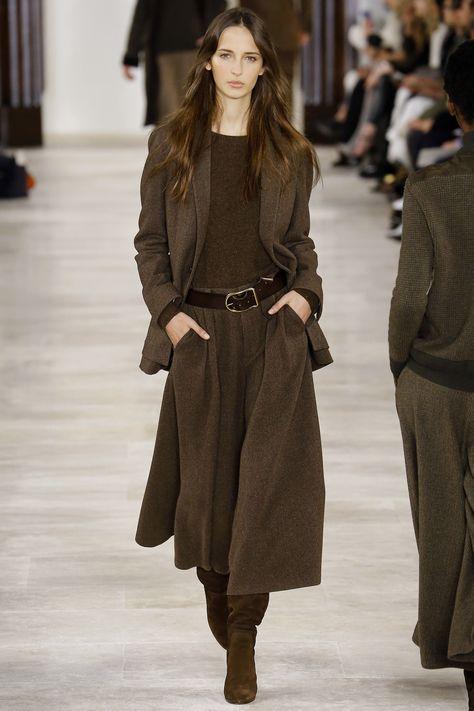 Ralph Lauren, New York Fashion Week, Herbst/Winter-Mode