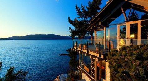 408 best Waterfront images on Pinterest Candies, Spaces and - iniala luxus villa am strand a cero