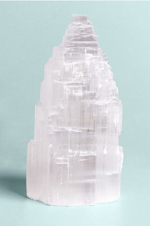 Selenite Tower Earthbound Trading Co Crystals In The Home Decorative Objects Best Healing Crystals