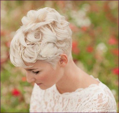 Fascinator Braut Kurze Haare Brautfrisuren Haarschmuck S