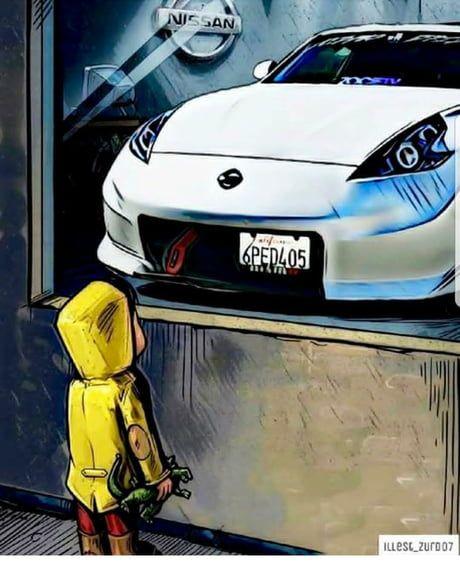 Not Mine But Relatable Af 370z Nismo Nissan 370z Nismo Nissan Z Cars