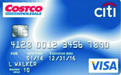 Costco Credit Card Is A Capital One Platinum Mastercard
