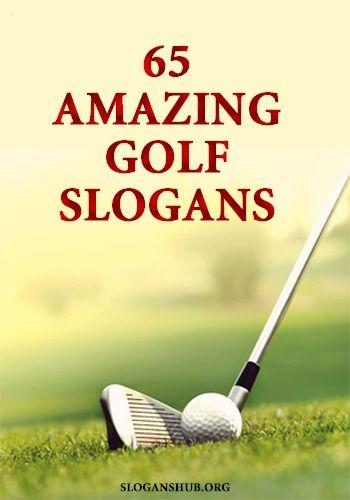 Golf Slogans Golf Quotes Golf Poster Golf