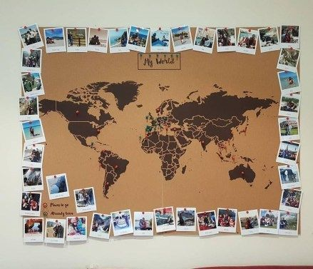 49 Elegant Travel Inspired Home Decor Ideas With International Travel So Accessible Now Lots Of Global Elements A World Travel Decor Travel Room Travel Wall