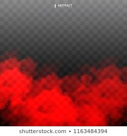 Red Fog Or Smoke Color Isolated Transparent Special Effect White Vector Cloudiness Mist Red Color Background Light Background Images Black Background Images