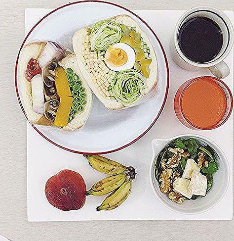 . good morning Wednesday :-D))) . #goodmorning #morning #breakfast #yummy #goodfood #instafood #onthetable  #homemade #foodie #foodstagram #igfood #foodphotography #foodphoto #yum #2eat2gether #S_S_iloveBreakfast #朝食 #早餐 #goodmorning #早安 #おはようございます #cooking #baking #烘培 #野菜 #sandwich #三明治 #サンドイッチ #至高點12cm三明治