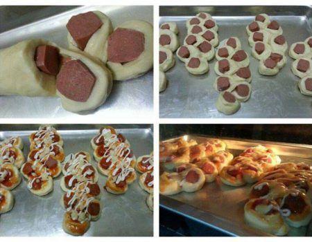 Roti Sosej Teratak Mutiara Kasih Roti Food Food Dishes