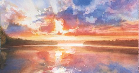 Paul Jackson's Watercolor Workshop: The Color of Sunset Streaming Video
