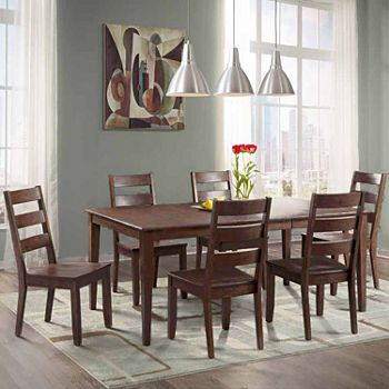 Dining Sets For The Home Jcpenney Rectangular Table Ladder