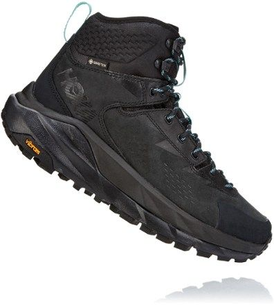 Waterproof Gore Tex Hiking Shoes, Black