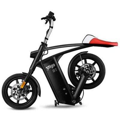 B1 Folding Lithium Battery Durable Electric Bicycle Best