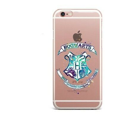 HARRY POTTER HOGWARTS SYMBOL iPhone 6//6S 7 8 Plus X//XS Max XR Case Phone Cover