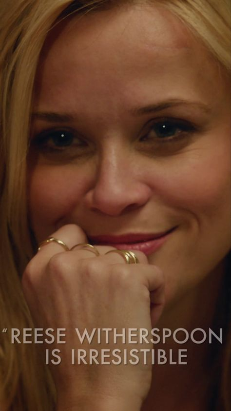 Reese Witherspoon stars in this modern romantic comedy about love, family, and starting over.