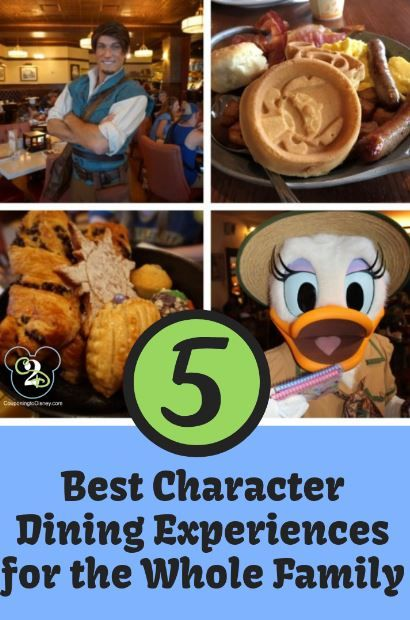 Phenomenal 5 Best Disney World Character Dining For The Whole Family Home Interior And Landscaping Synyenasavecom