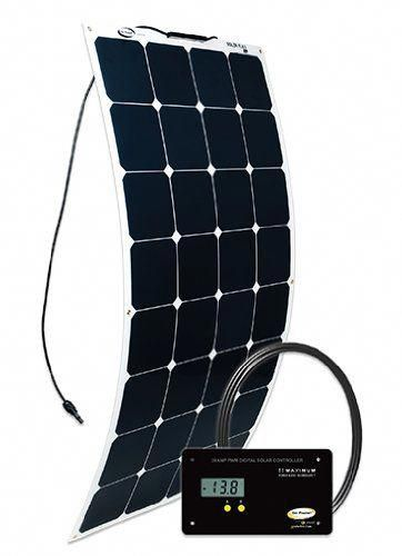This Introductory Guide Is Written For The Rv Solar Power Beginner You Ll Learn About The Main Components In 2020 Flexible Solar Panels Solar Solar Panel Installation