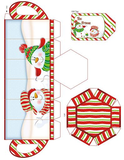 gift box u2026 Pinteresu2026 - christmas paper template