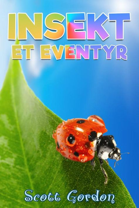 Insekt: Et Eventyr (Norwegian Edition) - Amped Up Learning
