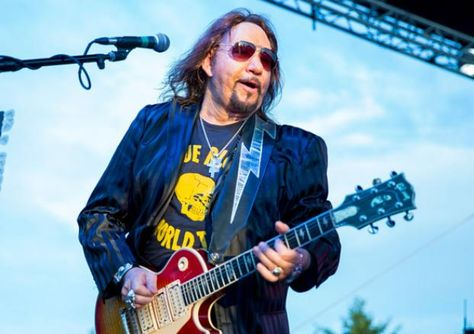 Ace Frehley Responds To Rumors Of A Kiss Reunion Tour