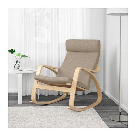 Sedia A Dondolo Ikea Home Sweet Home Nel 2019 Sedia A