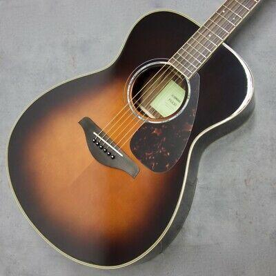 Used Yamaha Fs830 Tbs Acoustic Guitar Hollow Fork Type Guitar Acoustic Acoustic Guitar