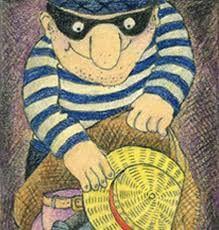 Image result for burglar bill clipart
