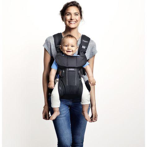 Babybjorn Baby Carrier One Denim Graybaby Babybjorn Carrier