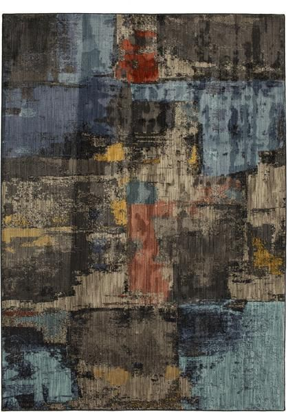 Pin On Abstract Rugs