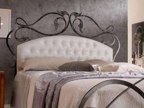 Metal Bedframe Deco Chambre A Coucher Tete De Lit En Fer Tete