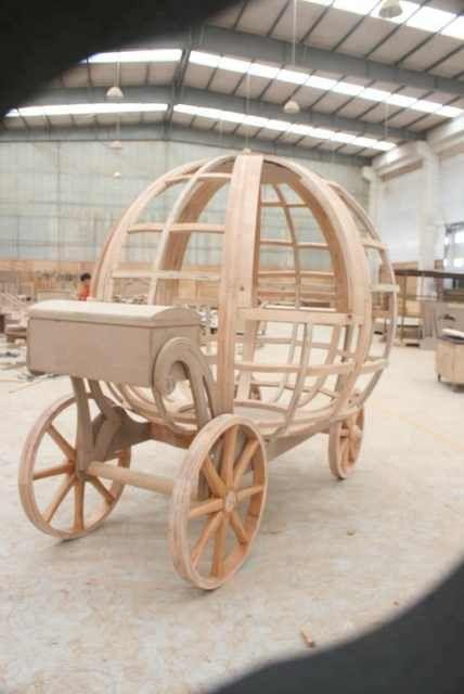 Source Bisini European Castle Bed Design Cinderella Pumpkin Coach