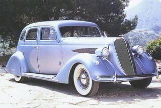 1936 Nash.