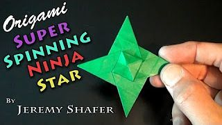 Origami star box | Paper box easy making Tutorial for kids - YouTube | 180x320