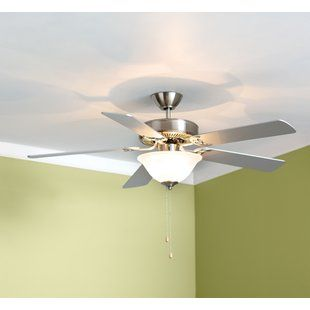 Ceiling Fan With Bright Light Wayfair Ceiling Fan Best Ceiling Fans Fireplace Facade Ceiling fans with bright lights