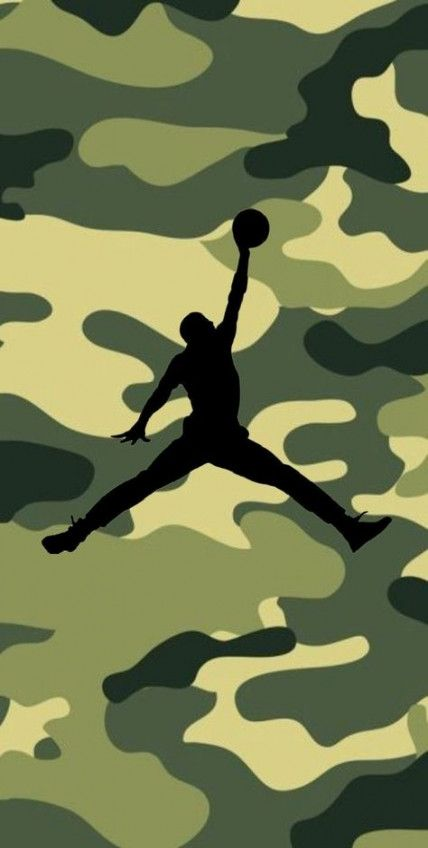 Michael Jordan Logo Green
