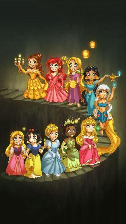 Fondos - Especial Personajes Animados | Princesas de Disney 💞 - Wattpad