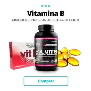 Vitamina B El Nutriente De La Energia 2020 Vitamina E