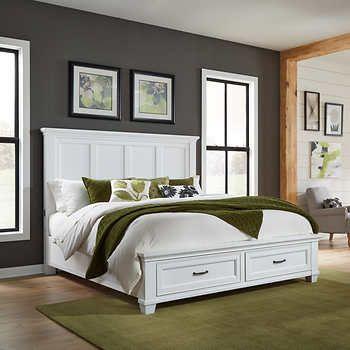 Kitteridge Queen Storage Bed In 2020 Panel Bed Storage Bed Master Bedrooms Decor
