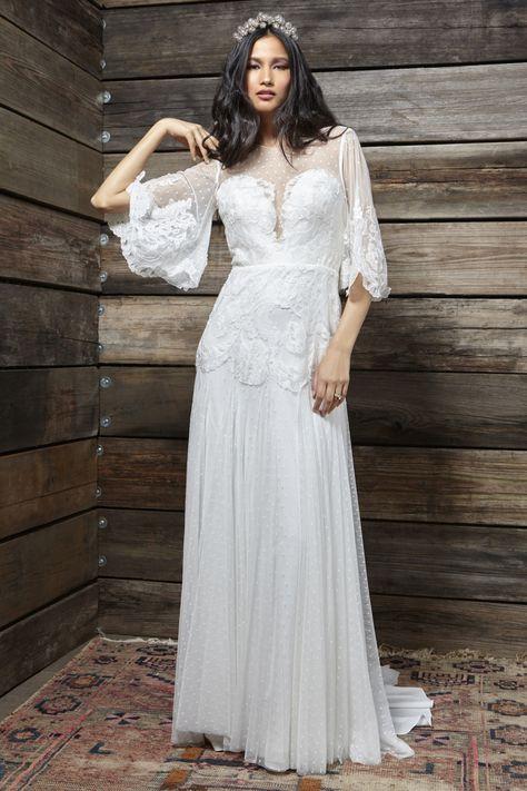 e4ad9b66c400 Ivy & Aster Bridal Week Spring 2017 | Bridal Fashion Week | Pinterest |  Wedding dresses, Wedding and Spring 2017 wedding dresses